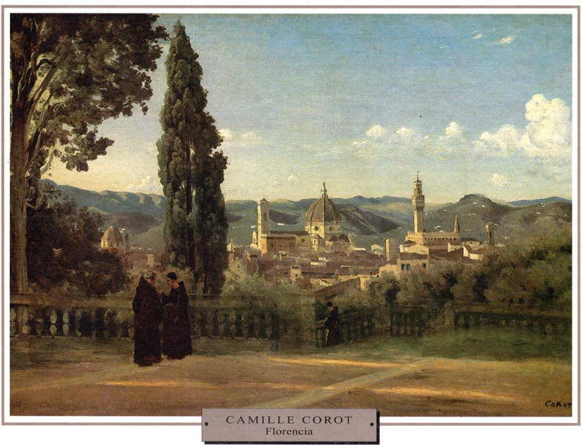 Corot-Florencia