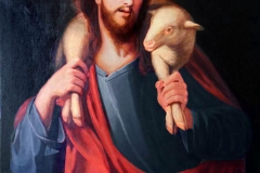 El buen pastor siglo xvI