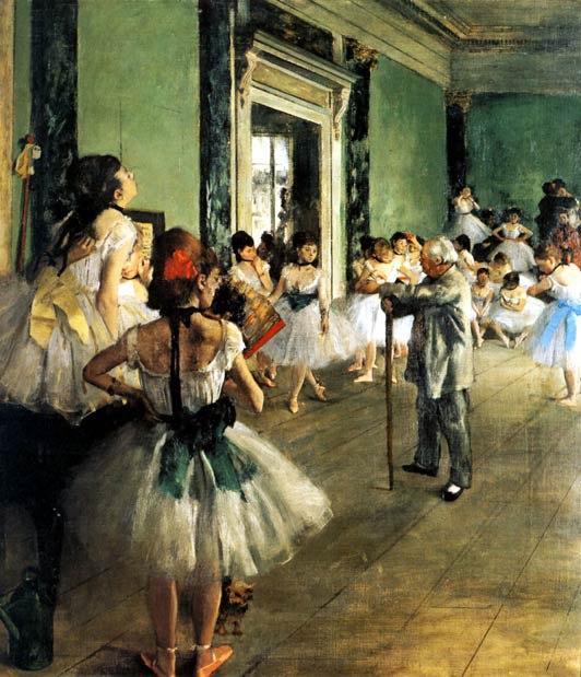 Degas-Clase-de-baile-1874