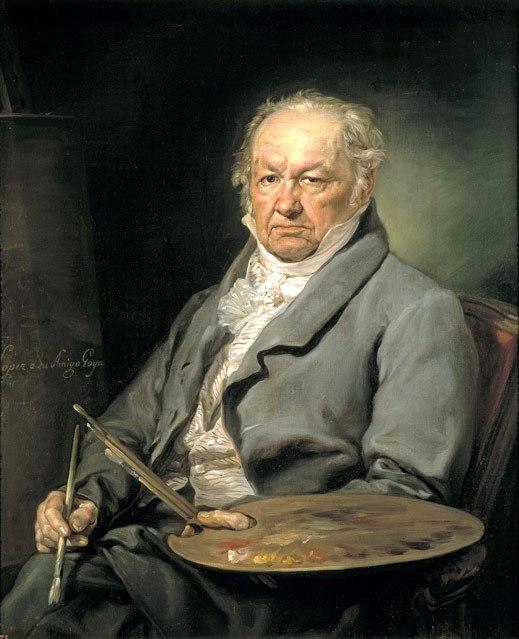 Goya-de-Vicente-Lopez