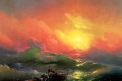 Aivazovsky-wave