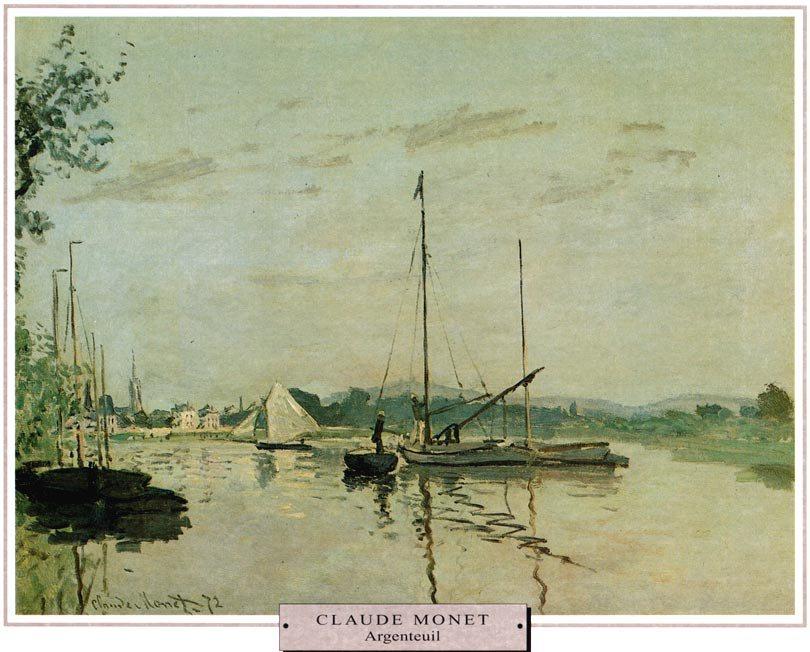 Monet-Argenteuil