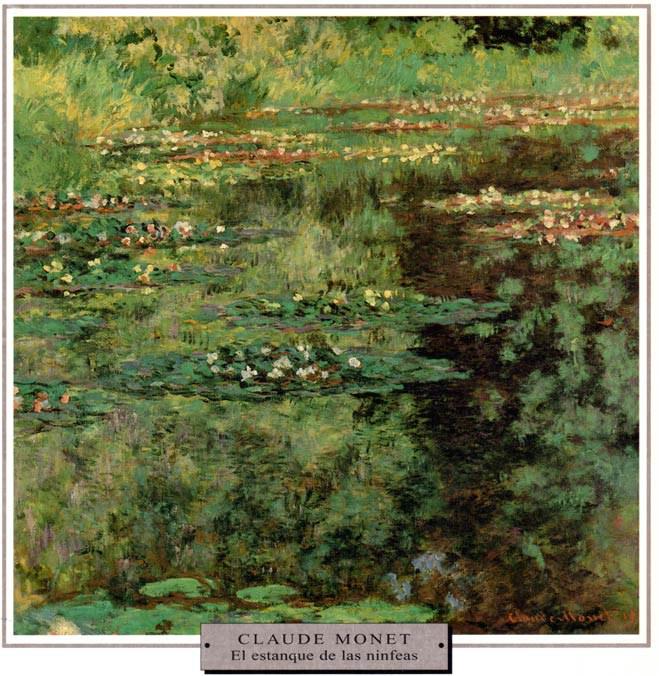 Monet-El-estanque-de-las-ni
