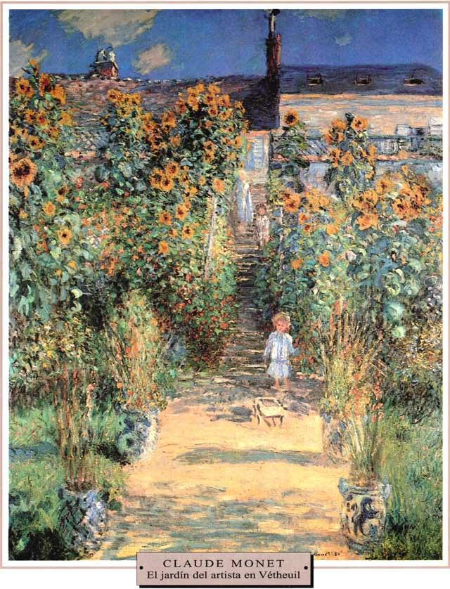 Monet-El-jardin-de-Monet