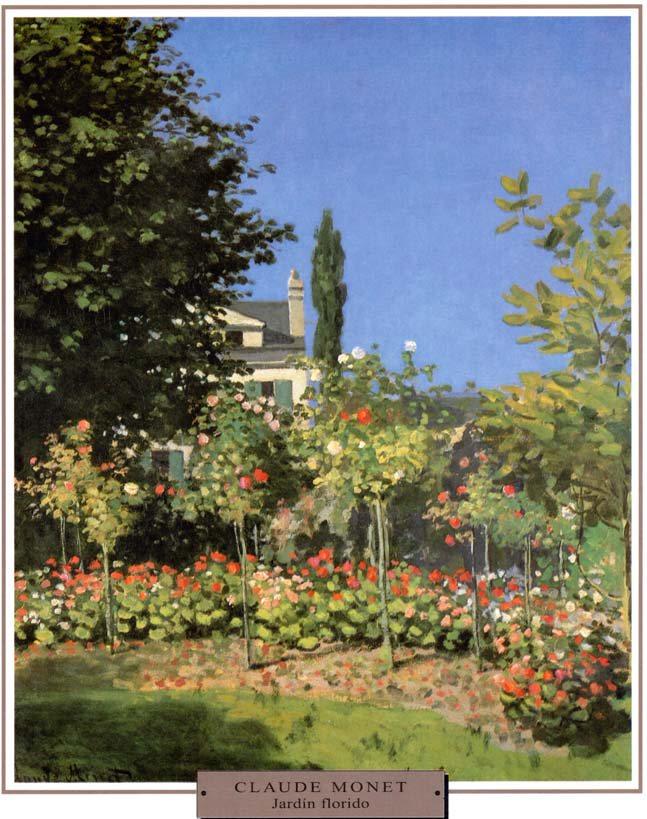 Monet-Jardin-florido