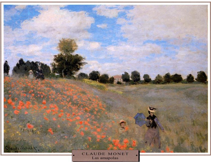 Monet-Las-amapolas