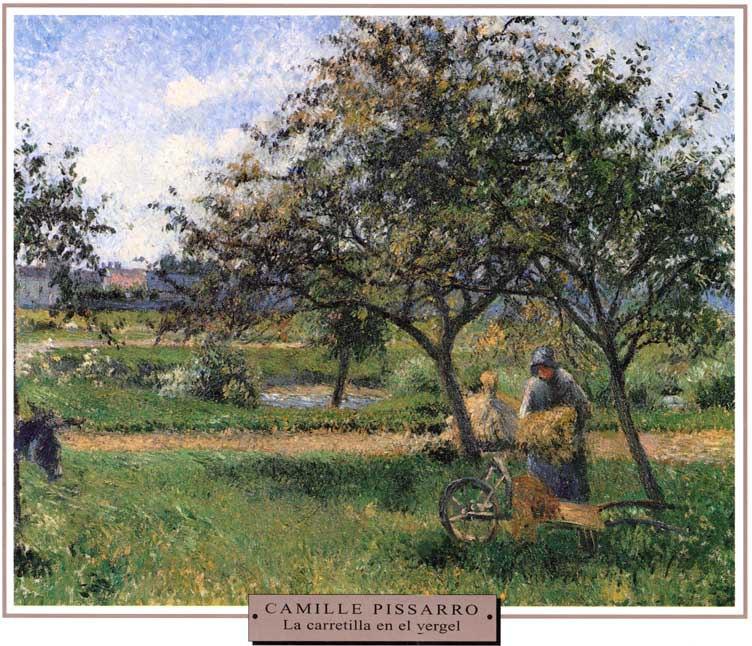 Pissarro-La-carretilla-en-e
