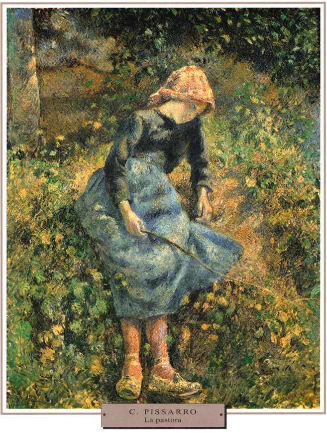 Pissarro-La-pastora