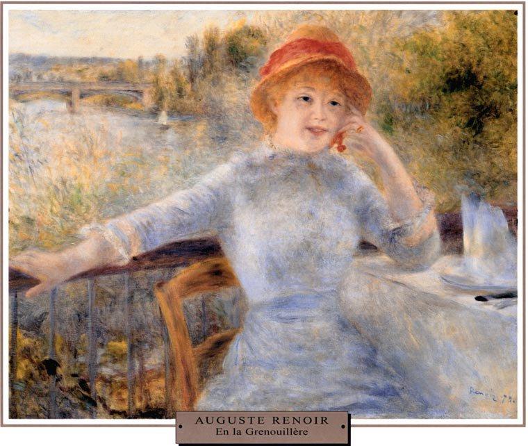 Renoir-En-la-Grenouillere