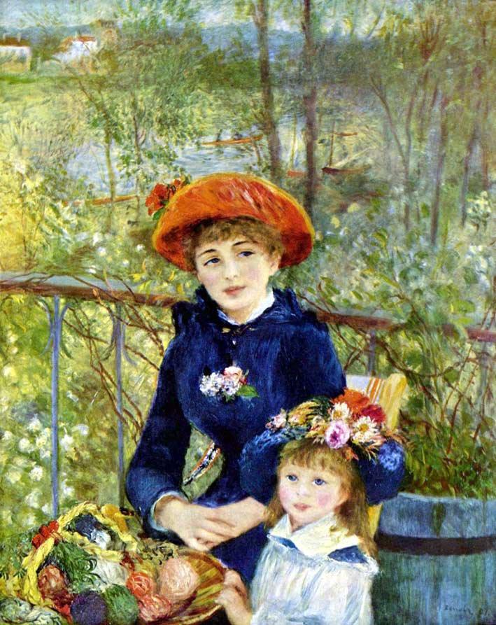 Renoir-On-the-Terrace