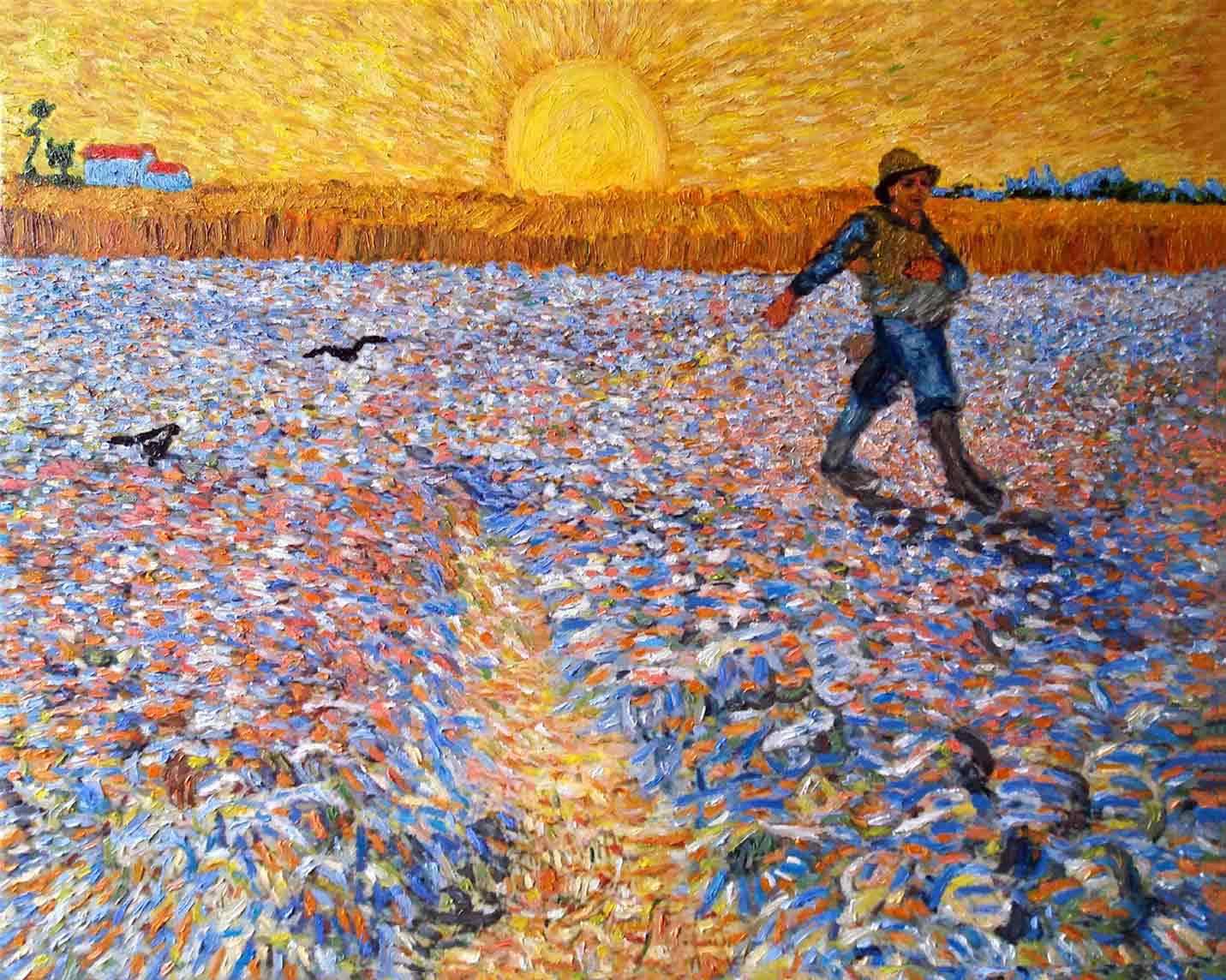 Reproducciones de cuadros precios Van Gogh