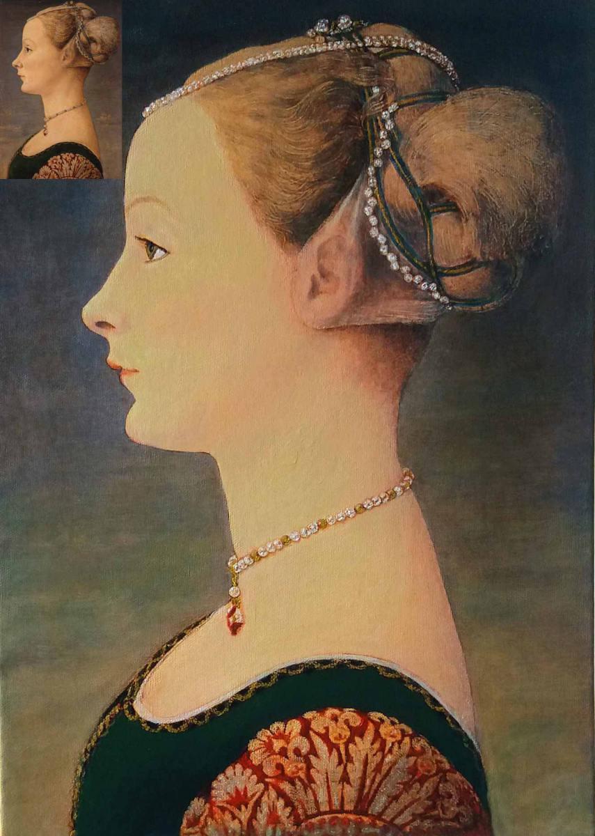 pintor de retratos
