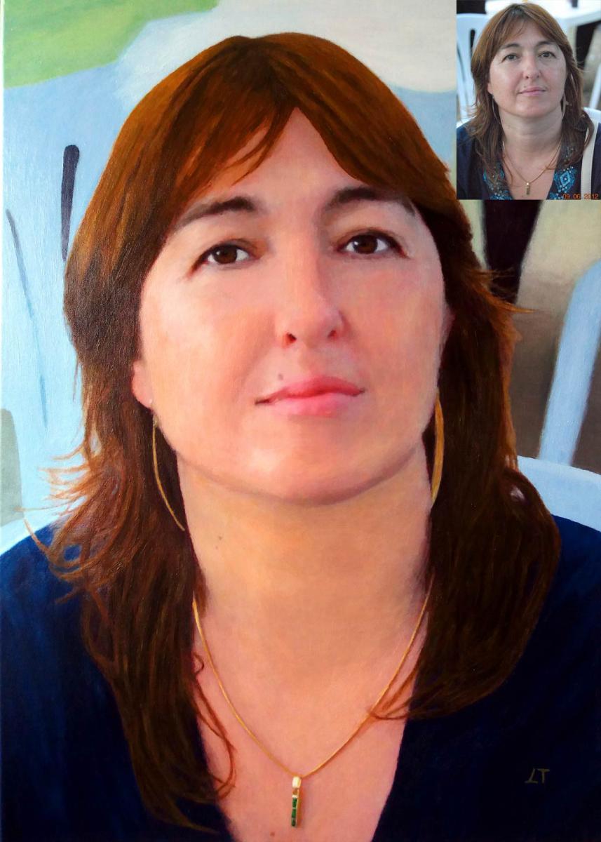 Mujer de Catalunya