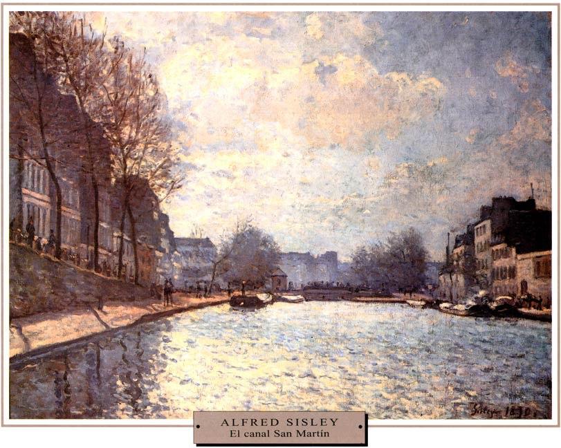 Sisley-El-canal-San-Martin
