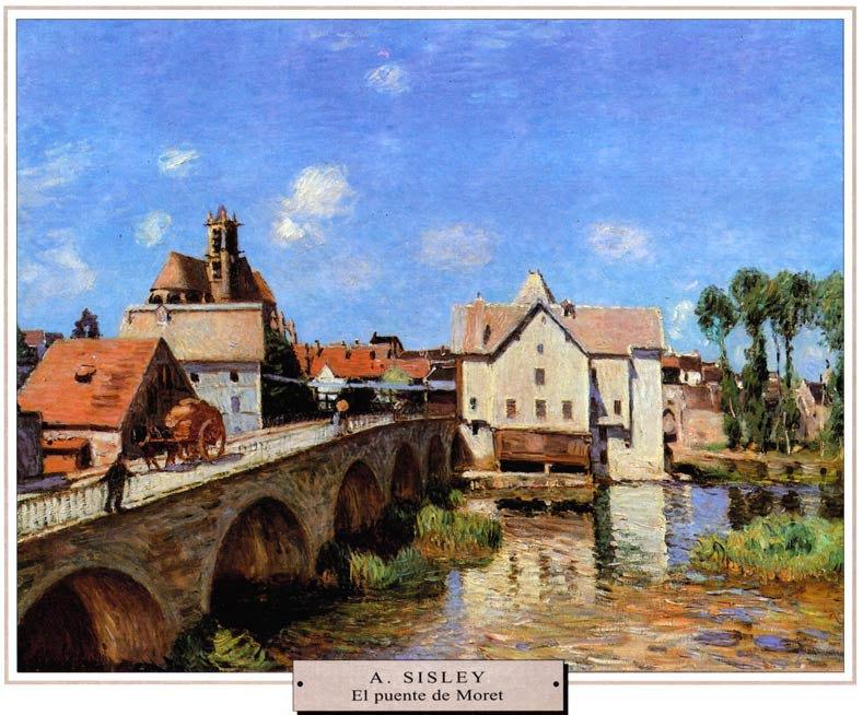 Sisley-El-puente-de-Moret
