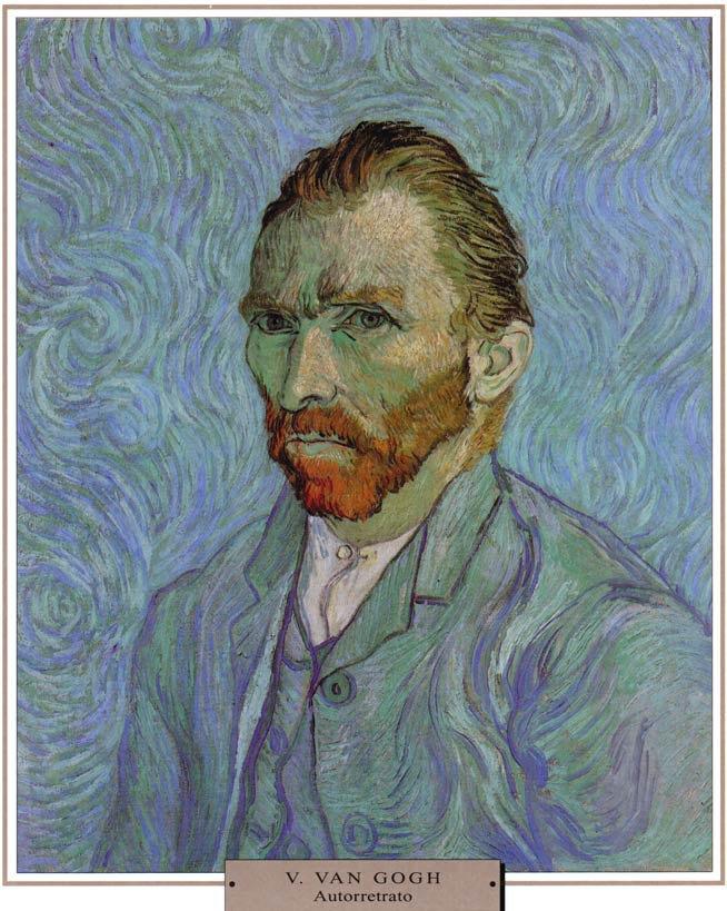 Van-Gogh-Autorretrato