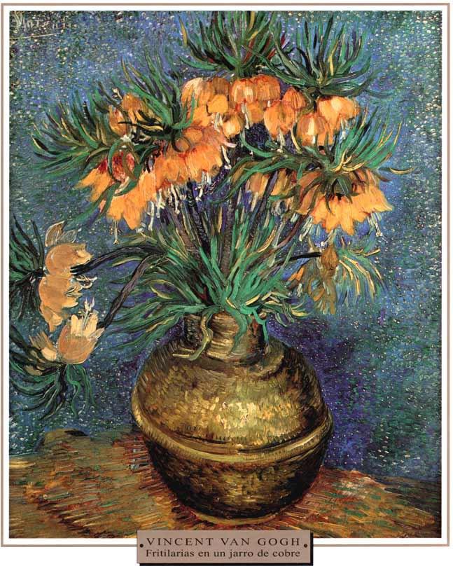 Van-Gogh-Fritilarias-en-un-