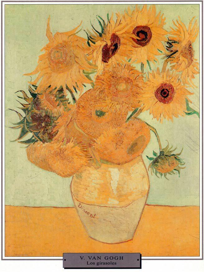 Van-Gogh-Los-girasoles-Amar